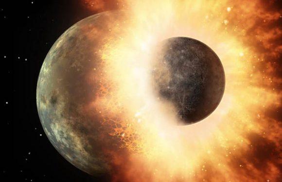 Астрономы впервые заметили столкновение экзопланет