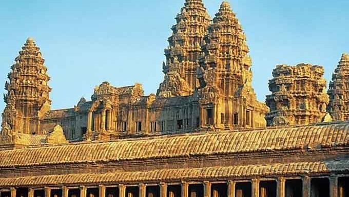 Храм Ангкор Ват строили для богов — и скорее всего сами боги